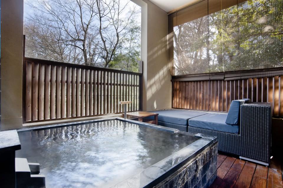 Hakone suishoen selected onsen ryokan best in japan - Ryokan tokyo with private bathroom ...