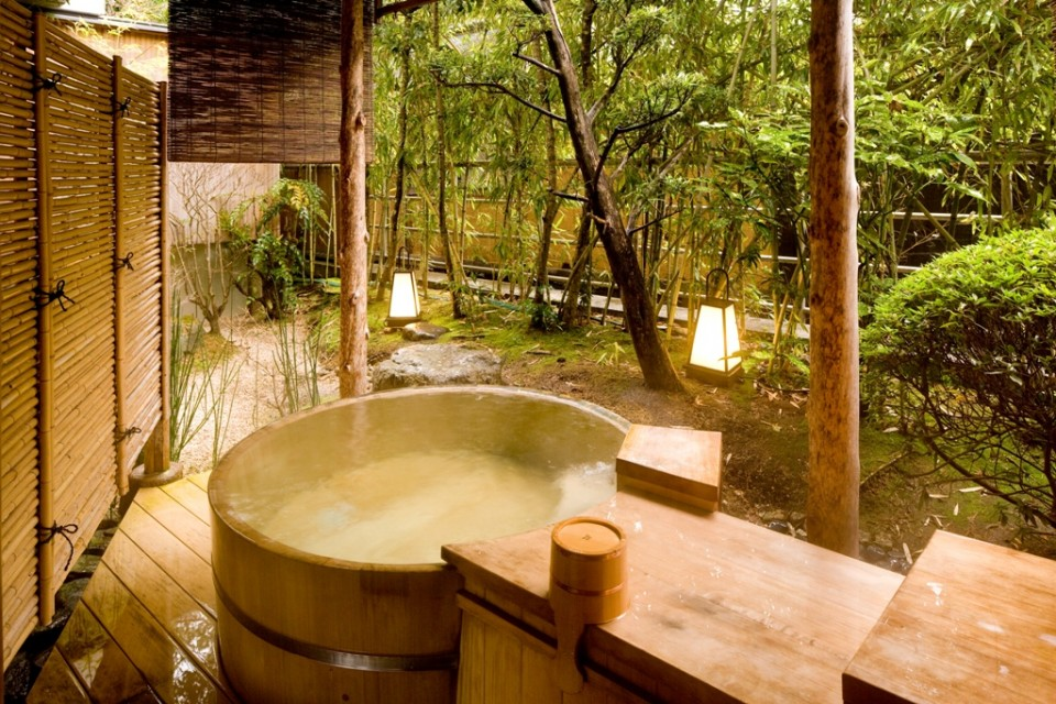 Miyajima Grand Hotel Arimoto Selected Onsen Ryokan Best In An Private Hot Spring Open Air Bath
