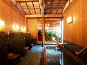 Public hot spring baths