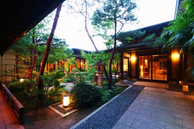 feature rooms with private open air baths selected onsen ryokan rh selected ryokan com