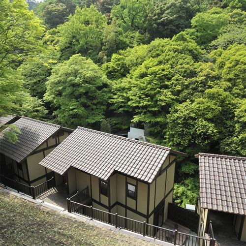 Arima Sansoh Gosho Bessho Selected Onsen Ryokan Best