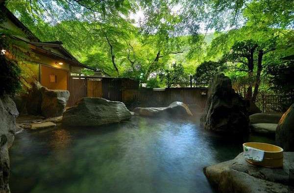 Seiranso ryokan yugawara selected onsen ryokan best - Ryokan tokyo with private bathroom ...