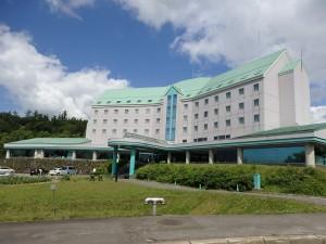 ドライブ北海道2_白金ホテル
